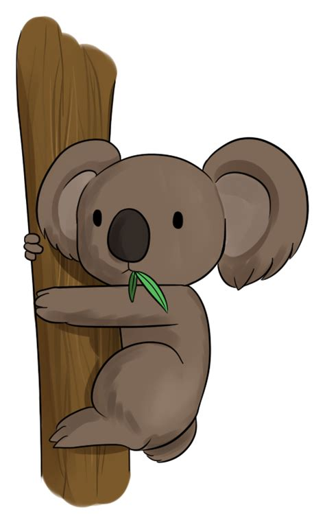 Clipart Koala by Best Koala Clipart 15201 Clipartion