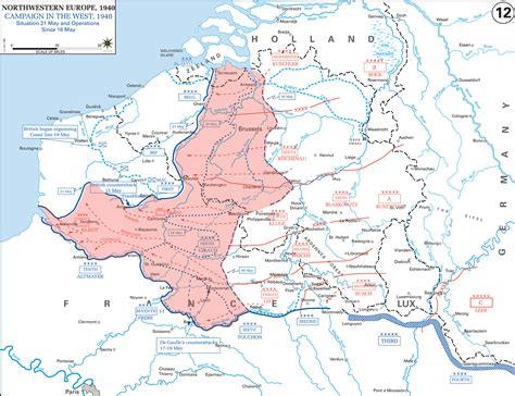 map of wwii the war in the 1940 may 16 21