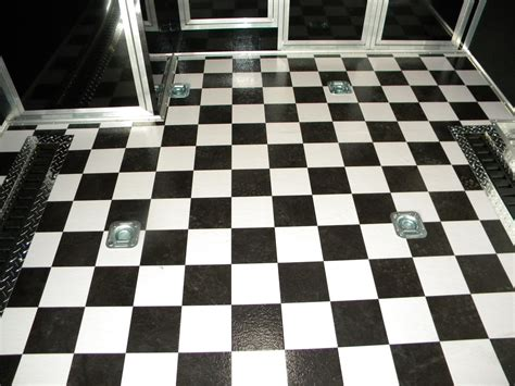 Checkered Vinyl Flooring Nz by Checkerboard Sheet Vinyl Wide Width Floor Source And Supply