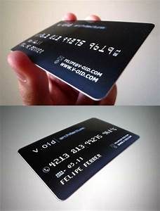70 really cool business card designs for inspiration for Really cool business cards