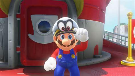 Super Mario Odyssey (switch) Gamecola