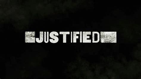 Justified (series)  Tv Tropes