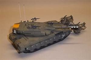 Kerry Brunstuhl 1  72nd Scale Merkava Iii
