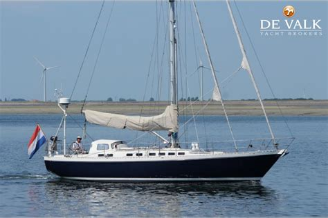 Polka Zeiljacht by Polka 45 Aluminium Cruiser Sailing Yacht For Sale De