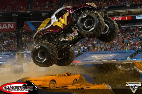 Monster Jam Photos Nashville Monster Jam 2017