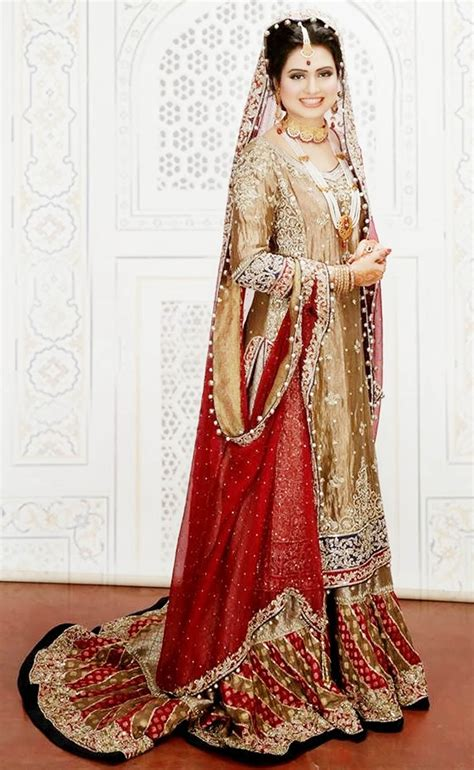 wedding and new year dress collection 2016 2017 manjaree best bridal barat dresses designs collection 2018 19 for