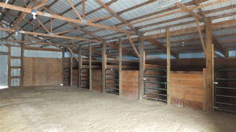 Cheap Diy Horse Stalls