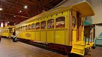 California State Railroad Museum in Sacramento, California ...