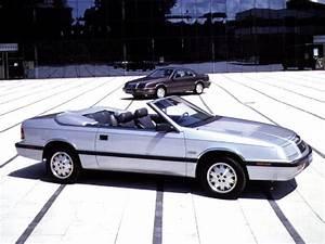 Chrysler Le Baron Cabriolet : chrysler le baron convertible v6 1990 parts specs ~ Medecine-chirurgie-esthetiques.com Avis de Voitures