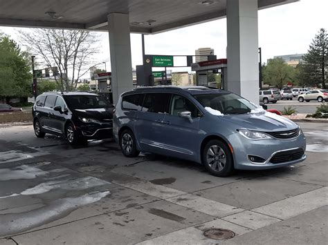 2017 Chrysler Pacifica Limited Long-term Test