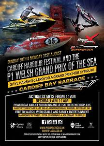 Cardiff set to host P1 Welsh Grand Prix of the Sea - P1 AquaX