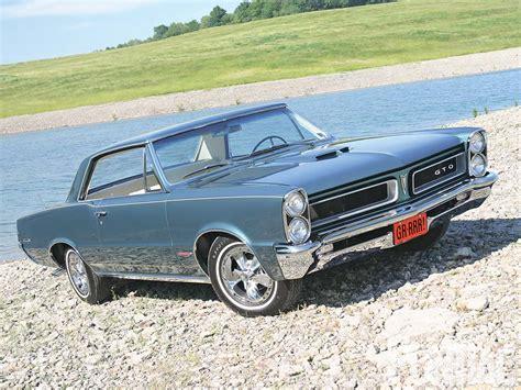 1965 Pontiac Gto Specs, Collectibility And Design