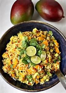 Welches Gemüse Zu Lachs : indischer reis salat mit mango limetten dressing cinnamon coriander ~ Yasmunasinghe.com Haus und Dekorationen