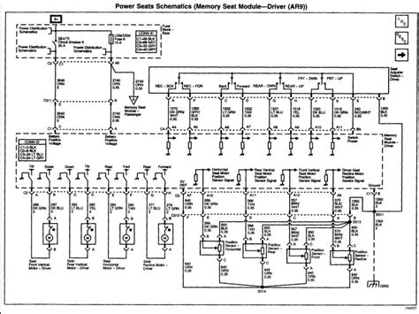 2003 Chevy Ssr Wiring Diagram by 2003 Trailblazer Seat Diagram Wiring Forums