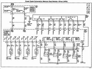 2002 Chevy Trailblazer Power Seat Wiring Diagram