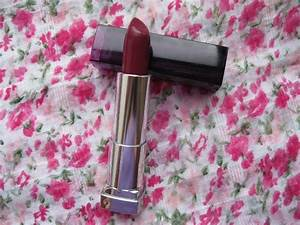 Maybelline Colorsensational Blissful Berry Lipstick for ...