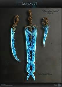 deviantART Magic Weapons Set