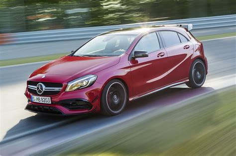 R 399 899 view car wishlist. 2016 Mercedes-AMG A45 Regains Title Of Most Powerful And Fastest Hot Hatch From RS3 | Carscoops
