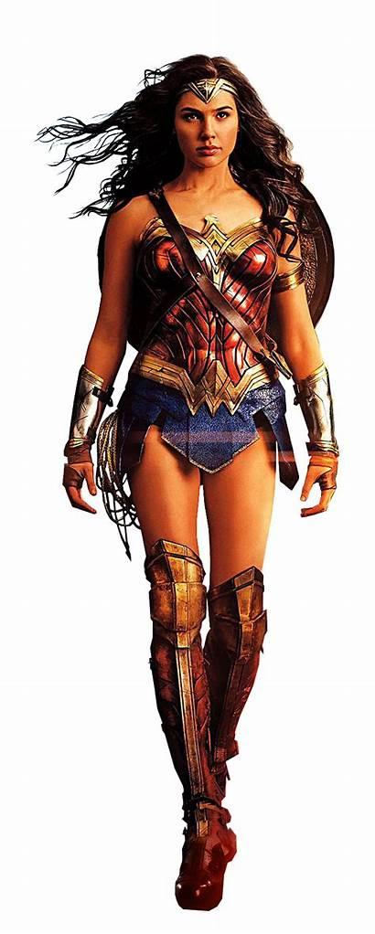 Wonder Woman Transparent Wonderwoman Gadot Gal Diana