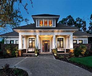 Prairie Styled Craftsman Custom Home With 3108 Square