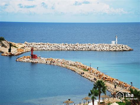Monastir Governorate rentals in an apartment-flat with IHA