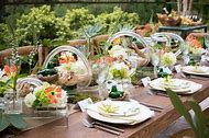 Wedding Shower Table Decoration Ideas