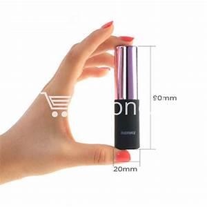 Best Deal | REMAX 2600mAh Fashion Luxury Lipstick Power ...