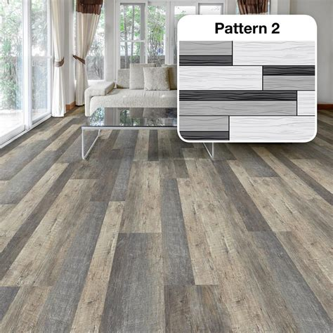 Multi Look Laminate Flooring