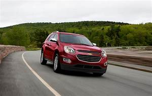 2017 Chevrolet Equinox Colors And Trim | GM Authority
