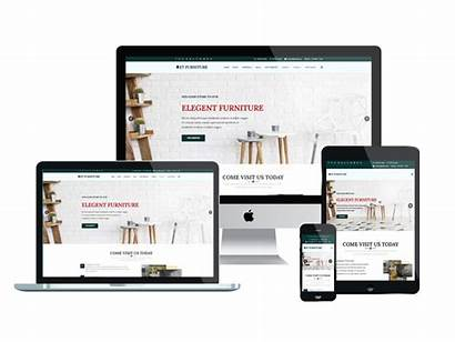 Responsive Furniture Website Templates Template Et Joomla