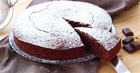 recette gateau fondant au chocolat sans gluten en video