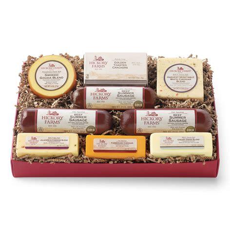 costco hickory farms gift pack pepperidge farm sausage gift baskets lamoureph