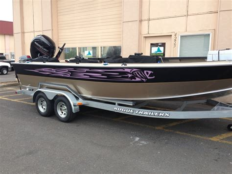 Boat Wraps Designs For Sale by Coho Design Makes Boat Graphics And Custom Vinyl Boat Wraps