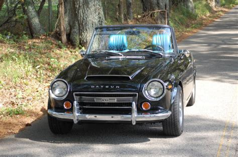 1969 Datsun Roadster For Sale by 1969 Datsun 2000 Roadster Srl311 For Sale Photos