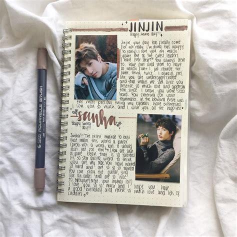 epingle par sur journals avec images bujo kpop