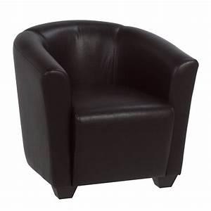 Fauteuil Club Alinea : alin a fauteuil brun new cab 149 shopping fauteuil club fauteuil mobilier de ~ Melissatoandfro.com Idées de Décoration