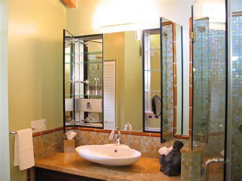 bathroom medicine cabinets with electrical outlet gorgeous mirrored medicine cabinet in bathroom asian with