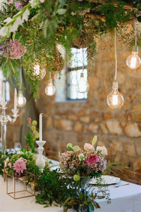 Rustic Luxe Forest Wedding With Pretty Pastels & Rose Gold