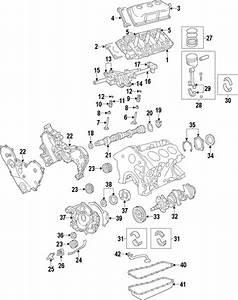 Engine Parts For 2007 Dodge Nitro