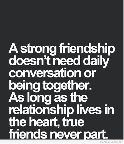 strong friendship quote