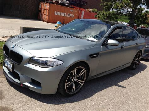 Bmw Frozen Grey by Frozen Grey Bmw M5 Reminds Us Of Of Thrones