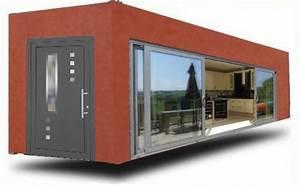 Luxus Wohncontainer Kaufen : modulhaus ovi haus modulbau wohn container mobiles wohnen ~ Michelbontemps.com Haus und Dekorationen