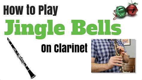 Welcome to the clarinet institute sheet music archives. Jingle Bells - EASY Tutorial for Clarinet - YouTube