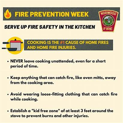 Fire Norwood Prevention Week