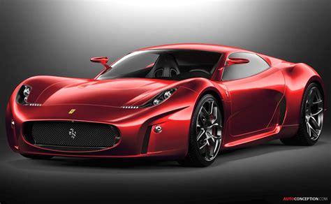 Now, we have more to share with you. Ferrari GT Concept by SerafiniSTILE - AutoConception.com - AutoConception.com