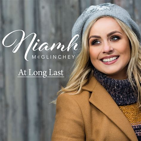At Long Last Signed Cd  Niamh Mcglinchey  Singer Songwriter