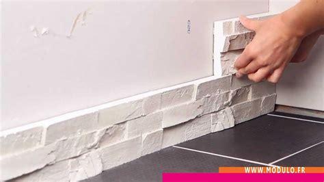 plaque decorative pour mur modulo easyfix