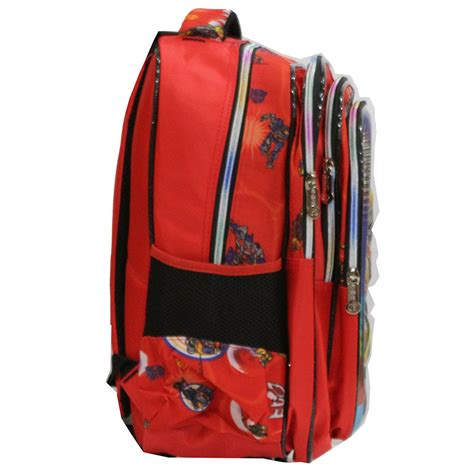 tas anak ransel sd import transformers bumble bee 5d 4