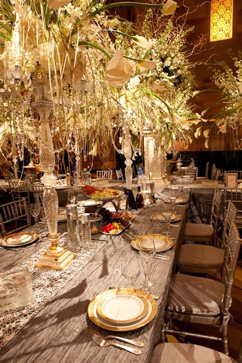 david tutera table centerpieces david tutera atmospheric setting wedding elegant