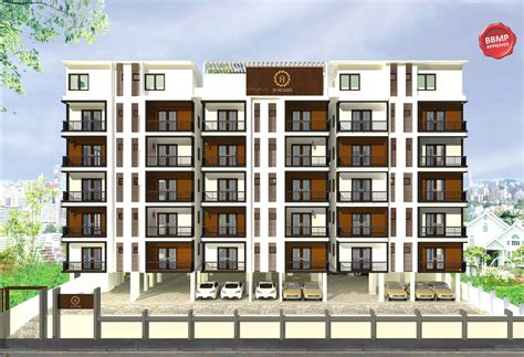 1179 Sq Ft 2 Bhk 2t Apartment For Sale In Siddhi Sri